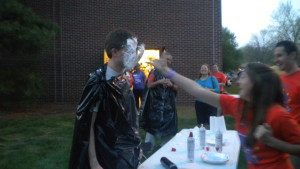 2010 Professors get Pie-d at Race for the Cure 015
